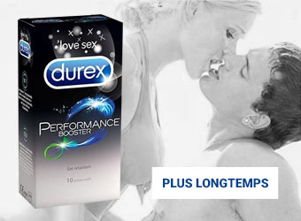 Durex Performance Booster