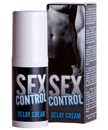 Ruf Sex Control Delay Cream