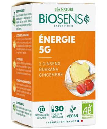 Biosens Énergie 5G