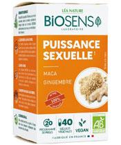 Biosens Puissance Sexuelle