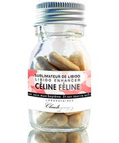 Céline Féline Sublimateur de Libido