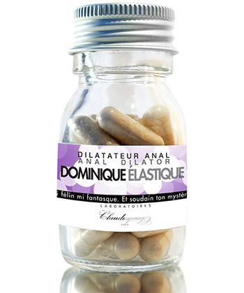 Dominique Elastique Dilatateur Anal