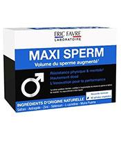 Eric Favre Maxi Sperm