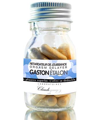 Gaston l'étalon Retardateur de Jouissance