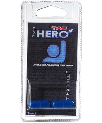 Hero Tabs