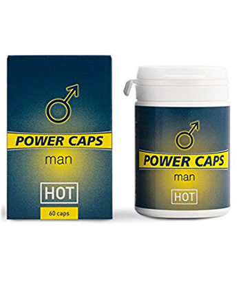 Hot Man Power Caps