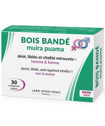 Labo Intex-Tonic Bois Bandé