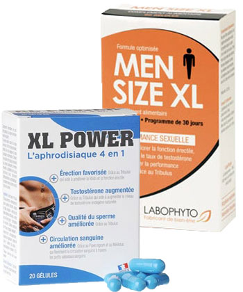 LaboPhyto Pack Erection