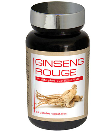 NutriExpert Ginseng Rouge