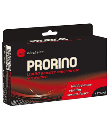 Prorino Libido Powder Concentrate For Women