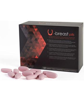 U-body Breast Pills